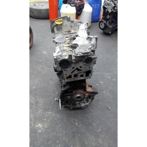Двигатель Рено K4J 730 1.4 16V АКПП