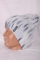 Молодежная шапка-чулок (разные цвета в упаковке)