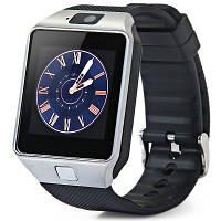 Умные часы Smart Watch DZ09 Silver Edition Копия Apple Watch