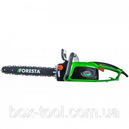 Цепная электропила Foresta 2600Вт, фото 2