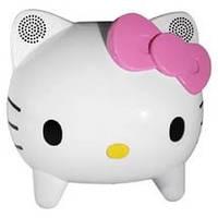 Колонки для MP3/iPhone MCA Hello Kitty
