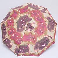 Зонт Клетка оливковый