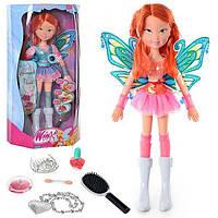 Кукла фея  Winx  Блум   (Высота 60см!) звуковые эффекты