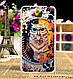 Оригинальный чехол панель накладка для Huawei Y5c Y541 с картинкой Не трогать, фото 4