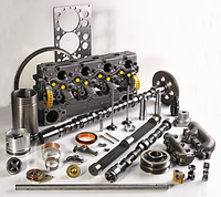 Запасные части для двигателей Isuzu 4JG1 и 4JG2 (Исузу)
