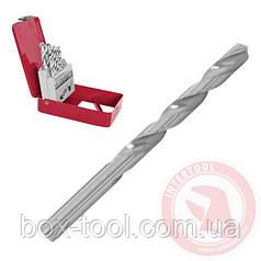 Набір свердел по металу HSS 13 шт (1,5-6,5) INTERTOOL SD-0113