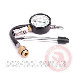 Компрессометр для бензинових двигунів INTERTOOL AT-4001