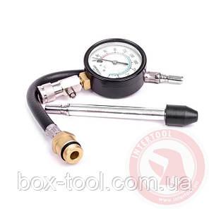 Компрессометр для бензиновых двигателей INTERTOOL AT-4001, фото 2