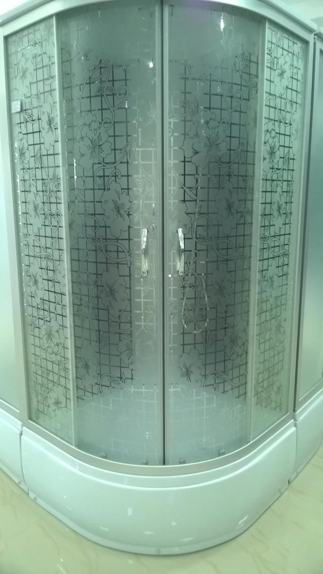 Гидробокс BADICO 98007 FLO 90х90