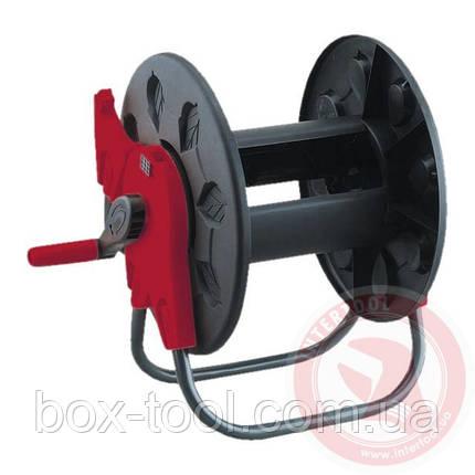 "Катушка для шланга 1/2"" 60 м, PP, steel, ABS INTERTOOL GE-3004, фото 2"