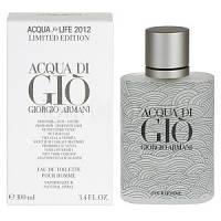 Armani Acqua Di Gio Aqua For Life Edition Pour Homme