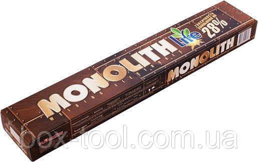 Электроды Монолит 4,0 мм 1 кг