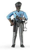 BRUDER  Фигурка полицейского с аксессуарами  (60051)  , фото 1