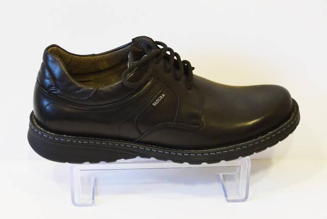 Черные мужские ботинки Badura 2336, фото 2