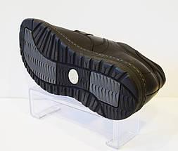 Черные мужские ботинки Badura 2336, фото 3