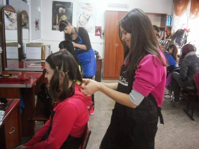 курсы парикмахеров (парикмахер-модельер) 4