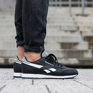 Кроссовки Reebok Classic Leather POP AR0300 (Оригинал), фото 2