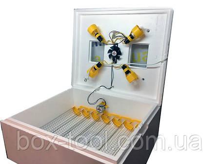 Инкубатор автоматический для яиц Теплуша на 63 яйца , фото 2
