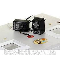 Инкубатор с автоматическим переворотом Перепелочка ИБ 170 , фото 3