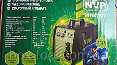 Сварочный полуавтомат инверторного типа NVP MIG 307