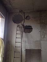 Сверление бетона алмазными коронками