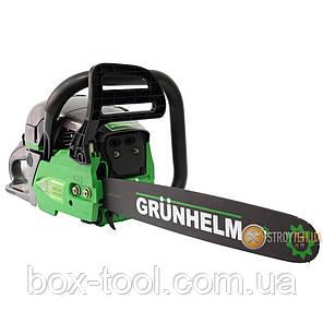Grunhelm GS58-18/2 Professional Бензопила цепная , фото 2