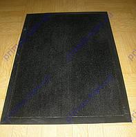 Коврик грязезащитный 60х80см. цвет черный