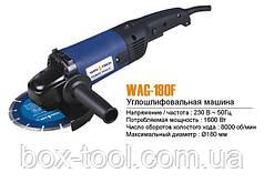 Болгарка Win Tech WAG 180F