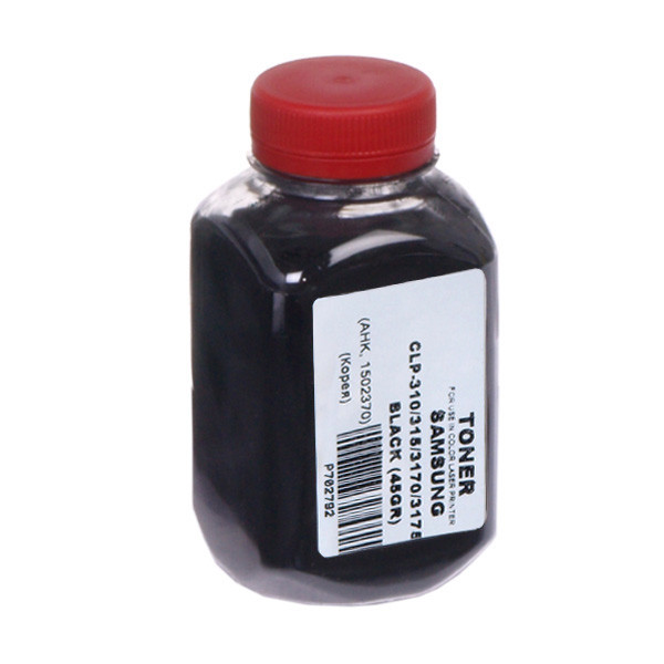 Тонер АНК для Samsung CLP-310/315/3170/3175 бутль 45г Black (1502370)