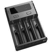 Зарядное устройство Intellicharger Nitecore New i4 2016 на 4 слота