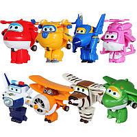 """Набор игрушек для детей от 3 лет """"Трансформеры Супер-Крылья"""" Super Wings"""