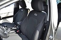 Чехлы модельные тканевые Fiat Grande Punto 2005->