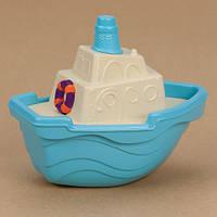 Игрушка для игры с водой Мини кораблик (голубой) Battat