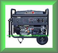 Бензиновые генераторы MATARI BS7000E BLACK (5кВт)