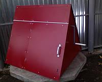 Домики на колодец (металлические) оцынкованый