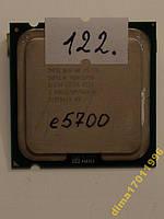 Процессор Intel Pentium e5700 3.00 Ghz