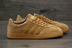 Кроссовки Adidas Spezial Beige топ реплика