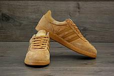 Кроссовки Adidas Spezial Beige топ реплика, фото 2