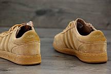 Кроссовки Adidas Spezial Beige топ реплика, фото 3