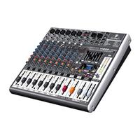 Микшерный пульт BEHRINGER X1222USB 4моно(компрессор)+2стерео+USB+ЗвукКарта+EQ-3п+16эфектов+выхEQ-7п+фантом