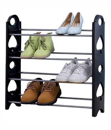 Органайзер для обуви Stackable Shoe Rack, фото 2