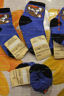 Детские носки теплые, р.16, на 3-4 года.Махра, фото 1