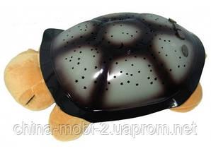 Музыкальный ночник-проектор  Звездного неба ЧЕРЕПАХА, Turtle, фото 2