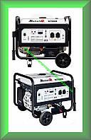Бензиновые генераторы MATARI M7000E (5.5кВт)