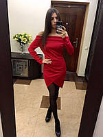 """Стильное молодежное платье мини """" Футляр """" Dress Code"""