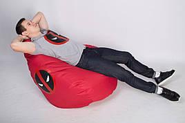 Кресло-мешок Deadpool