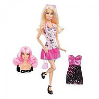 Кукла Барби Модная Штучка  (Barbie Fashionistas Swappin' Styles Wave 1 Gift Sets--Cutie)