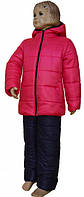 Детский зимний костюм (куртка+штаны) Line-1 на рост  116-122-128
