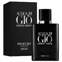 Acqua di Gio Profumo Giorgio Armani Black , фото 1