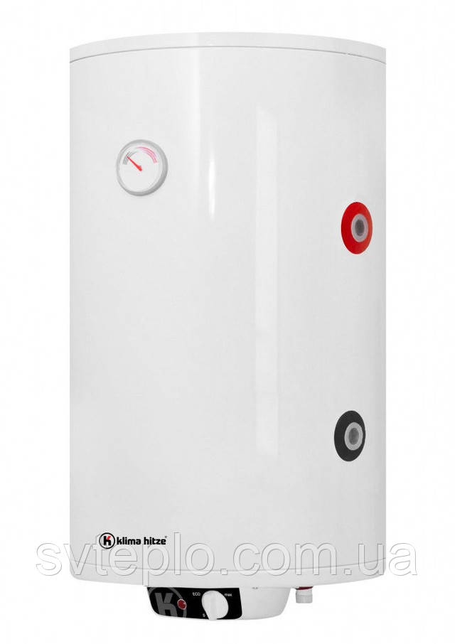 Комбинированный водонагреватель косвенного нагрева Klima Hitze ECO Combi EVC 80